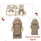 Ghillie Suit Desert Military Accessories Lego Toys Minifigure Building Block Toys