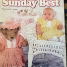 House of White Birches 'Baby's Sunday Best' Crochet Pattern Booklet #101098