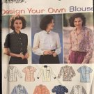 Simplicity Sewing Pattern 9210 Misses' Blouses Size: R 14-16-18 Uncut