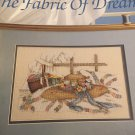 Leisure Arts Fabric of Dreams Counted Cross Stitch Leaflet 603  Book 13 by Paula Vaughn
