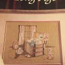 Leisure Arts Long Ago Counted Cross Stitch Leaflet 683  Book 20 by Paula Vaughn