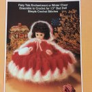 Red Riding Hood Pillow Doll or Bed Doll Crochet Pattern Fibre Craft FCM147