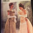 Butterick 3012 Victorian Edwardian Dress with Bustle Theatrical Costume Sewing Pattern 6 8  10