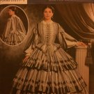 Simplicity 9761 Misses Civil War COSTUME PATTERN Skirt Peplum Blouse  Sewing Size 6-12