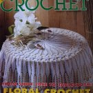 Decorative Crochet Magazine 53 Sept. 1996  Home Decor Tablecloths Bedspreads Doilies Curtain