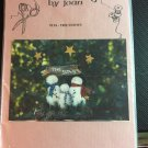 The Snows felt snowman pattern by Joan Grenke of Bits & Pieces - felt included #124