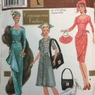 Simplicity Sewing Pattern 9773 Courageous Forties Doll Clothes Pattern 11 1/2 Inch Dolls