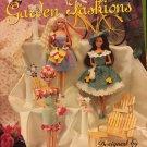 Flower Garden Fashions 6 Fashion Doll Dresses Annie Potter Crochet PATTERN 01010498