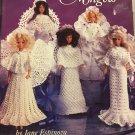 Crochet Fashion Doll Angels by Jane Espinoza American School of Needlework #1235