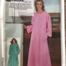 Caftan Robe in two lengths zippered Simplicity 7815 Size 10-12
