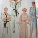 McCalls 2022  Mens or Womens Robe or pajamas sewing pattern size large 40-42 chest