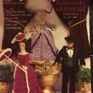 Shady Lane Fashion Doll crochet Timeless Wardrobe Volume 2 Period Costumes 595 Pattern