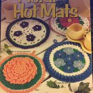 House of White Birches #101083 Floral Hot Mats Trivets Crochet Pattern