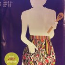 Simplicity 2011 Apron Pattern Sew Simple Sizes Small to Large
