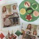 Felt Food, Childs/Misses Aprons, Kitchen Accessories Pattern UNCUT Simplicity 2492