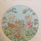 "GLORIA & PAT ""LIFES LITTLE BLESSINGS""COUNTED CROSS STITCH PATTERN"