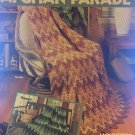 Leisure Arts 335 Afghan Parade Designed for Crochet Pattern