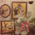 Simplicity 8599 Stuffed Bunny Rabbit with Clothes Size 16 inches tall UNCUT