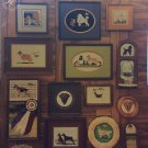 Dogs Collection 5 Cross Stitch Pegasus Publication Poodle Collie German Shepherd Doberman