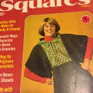 Woman´s Day Granny Squares Crochet Magazine number 3 1970s