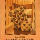 Heart Applique Tote and Pouch Indygo Junction Kimie´s Quilts Sewing Pattern