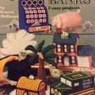 Plastic Canvas Pattern BANKS American School of Needlework 3092