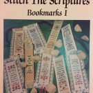 Stitch the Scripture Cross Stitch Bookmark Patterns by Elizabeth Nyhan
