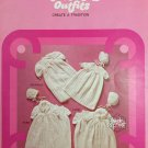 Gypsy Christenings Outfits to Knit and Crochet Leaflet 208 Jack Frost