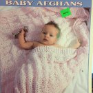 Quick Knit Baby Afghans Leisure Arts Leaflet 2894 7 designs by Evelyn A. Clark