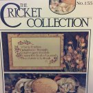 Cricket Collection Why is IT Cross Stitch Pattern 155 Diane Oldfather