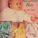 Baby Layettes For the Best Dressed Baby Crochet Pattern  1247 American School of Needlework