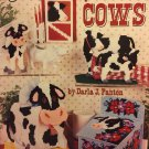Plastic Canvas COWS American School of Needlework 3096 Darla Fanton