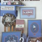 Gertrude & Friends Cross Stitch Charts Leisure Arts 468