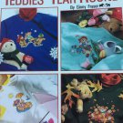 Teddies Year Round Cross Stitch Charts Leisure Arts 2305