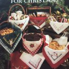 Bread Cloths For Christmas Cross Stitch Charts Leisure Arts 741
