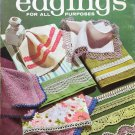 Coats & Clarks PRISCILLA EDGINGS Book 159 For All Purposes