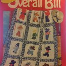 Overall Bill Quilting Patterns Book 12 Delightful Quilt Designs Sewing Boys