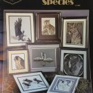 Endangered Species Cross Stitch Charts Cross My Heart CSB32