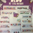 Bibs by the Bunch Baby Bibs Cross Stitch Charts Leisure Arts 939
