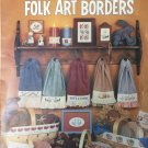 Milly Smiths Folk Art Borders Cross Stitch Charts Leisure Arts 308
