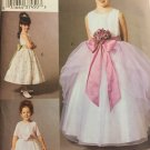 Vogue V7819 Child's Dress with Jacket Size 2-3-4 Wedding Party Princess dress 2003