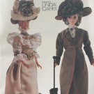 Vogue 7109 691 Linda Carr Historical 1900 1910 Outfits 11 1/2 Inch Doll Clothes Sewing Pattern
