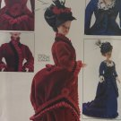 "Vogue 7100 Vogue 685 Vintage Historical Fashion 11.5"" Doll Clothes Linda Carr Sewing Pattern"