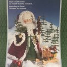 Fibre Craft Santa Doll Outfit Crochet Pattern OLD ST. NICK