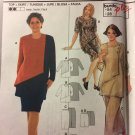 Burda 3145 TOP & SKIRT Sewing Pattern Uncut Size 18 to 28