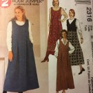 McCalls 2316 Misses Jumper  UNCUT Size 22 to 26 Sewing Pattern