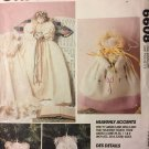 "SIMPLICITY 6608 SEWING Pattern Christmas Tree Angels Dolls 25"" Craft"