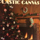 Christmas Projects for Plastic Canvas Pattern Leaflet 153 Leisure Arts