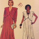 Vogue 9235 Maternity dress sewing pattern Size 14 16 18