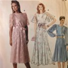 McCall's 3049 Misses' Dress or  Evening Gown Sewing Pattern Size 12